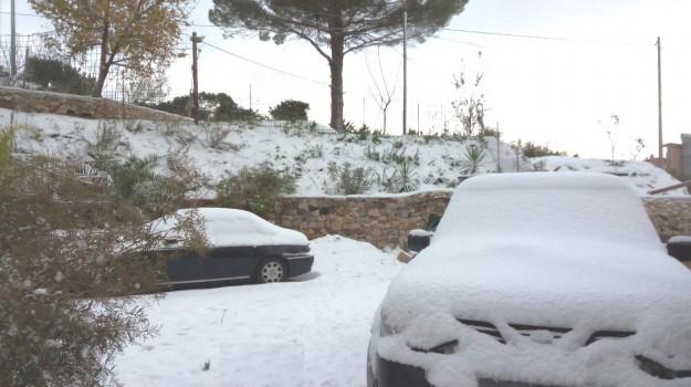 Maltempo, neve, Sicilia, temperature, Sicilia, Cronaca