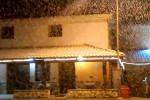 Epifania sotto la neve in provincia di Palermo: le immagini da Piano dell'Occhio