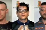 Furti di cavi di rame elettrici e telefonici a Comiso, 3 arresti - Nomi e foto