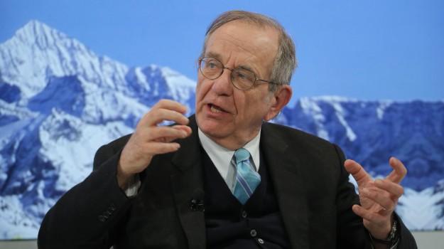 ministro dell'economia, Pier Carlo Padoan, Sicilia, Politica