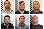 Gli assalti in banca in Emilia Romagna, ecco i palermitani fermati - Nomi e foto