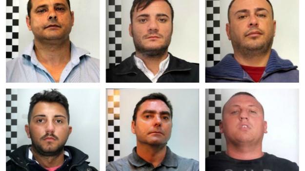 palermitani, polizia, rapinatori, trasferta, Palermo, Cronaca