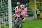 """Il Palermo affonda sotto il diluvio: l'Inter passa al """"Barbera"""""""