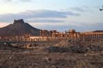 L'Isis torna a colpire a Palmira, distrutto il proscenio del teatro romano