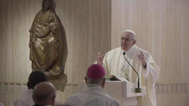 direzione nazionale antimafia, Papa Francesco, Sicilia, Cronaca