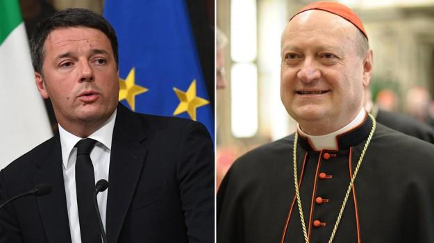 cyberspionaggio, Mario Draghi, Matteo Renzi, Sicilia, Cronaca