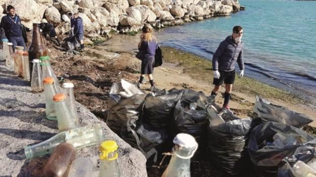 licata, porto, volontari, Agrigento, Archivio
