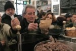 Epifania, a Palermo focacce e cibo di strada donati ai poveri