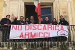 Duemila firme contro la discarica di Lentini