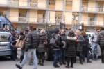 Precari Asu senza stipendi: le immagini della protesta - Video