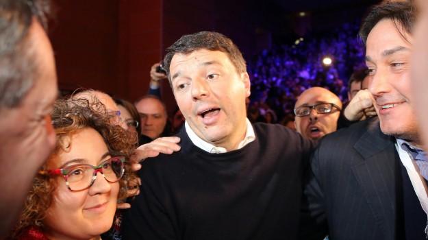 elezioni, partito democratico, pd, Matteo Renzi, Sicilia, Politica