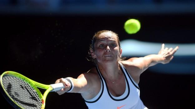 australian open, Tennis, Andreas Seppi, Francesca Schiavone, Roberta Vinci, Sicilia, Sport