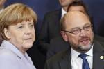 Germania, Schulz supera la Merkel nei sondaggi: rimonta record