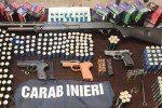 Catania, fucili ed armi: sequestro a San Cristoforo