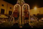 L'arte del presepe vivente e lo street food: Sferracavallo in mostra - Video