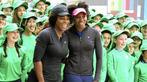 sorelle williams finale, Tennis, Tennis Australian Open, Serena Williams, Venus Williams, Sicilia, Sport