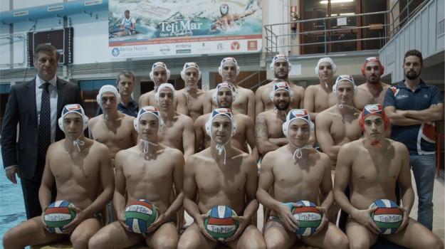 campionato pallanuoto, telimar, Palermo, Sport