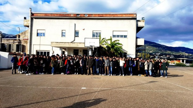 patti, scuola, Messina, Cronaca