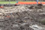 Esonda il fiume Morello, fango e terra per le strade: il video da Castronovo