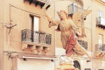 Vare di Caltanissetta, al via il restauro dell'Angelo della Sacra Urna