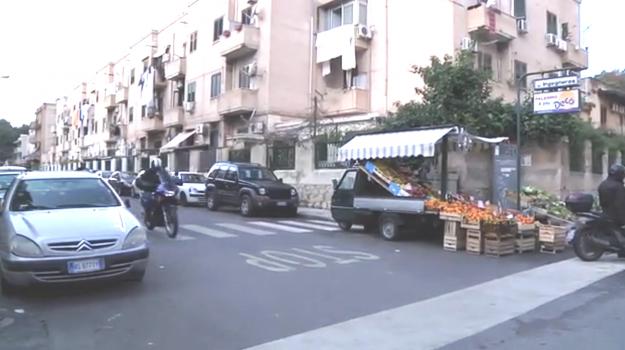 assalto furgone, inseguimento furgone palermo, Palermo, Palermo, Cronaca