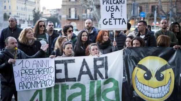 alitalia, sciopero alitalia, vertenza alitalia, Graziano Delrio, Sicilia, Economia