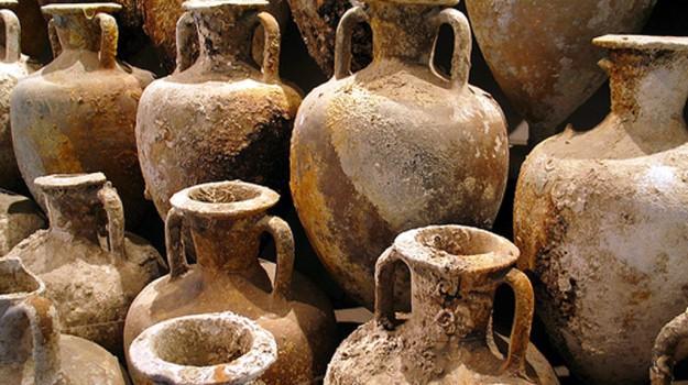 beni archeologici, ritrovamento, Caltanissetta, Cultura