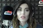 Bianca Atzei si racconta ai microfoni di Rgs