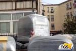Differenziata, nuovi cassonetti al Cep di Palermo
