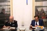 Sicurezza, accordo tra la Regione e i carabinieri