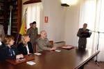 L'Esercito riapre Palazzo Sclafani, sarà visitabile la biblioteca e una mostra di foto - Video