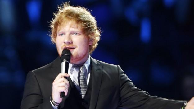 musica, show, Ed Sheeran, Sicilia, Società