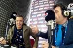 Francesco Gabbani su Rgs: il mio brano? Leggero ma che fa riflettere