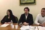 Debora Borgese, Manlio Messina e Ludovico Balsamo