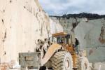 Perde terreno il marmo di Custonaci: calo del 13%