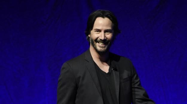 film, Carrie-Anne Moss, Keanu Reeves, Lana Wachowski, Sicilia, Cinema