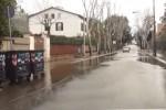 In giro per Palermo: una città in difficoltà per il maltempo