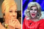 "Sandra Milo in lacrime attacca Virginia Raffaele: ""Battute sessiste"""