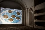 L'istallazione nella cripta ritrovata, a Palermo l'opera di Wael Shawky