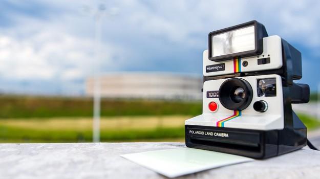 fotocamera, polaroid, Sicilia, Società