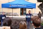 Polizia scientifica, studenti sulla scena del crimine a Palermo