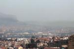 A Palermo la sabbia del Sahara, pulviscolo del deserto avvolge la città - Video
