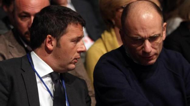direzione pd, scissione pd, Matteo Renzi, Sicilia, Politica