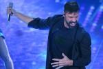Arriva Ricky Martin e l'Ariston si scatena