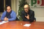 Tonino Russo e Matteo Mauri