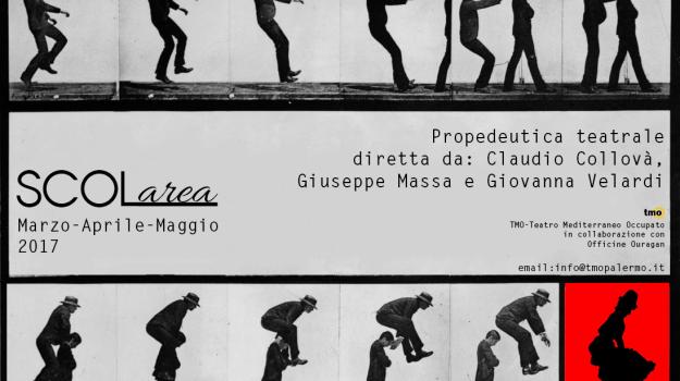 corso di teatro, Palermo, teatro, teatro mediterraneo occupato, Palermo, Cultura