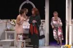 Stefania e Amanda Sandrelli insieme sul palco a Palermo