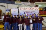 Interregionali di taekwondo, 12 medaglie alla Fiamme oro Palermo