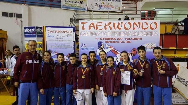 Arti Marziali, Fiamme oro Palermo, Interregionali, taekwondo, Palermo, Sport