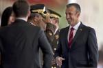 Tareck El Aissami, vicepresidente del Venezuela - Ansa